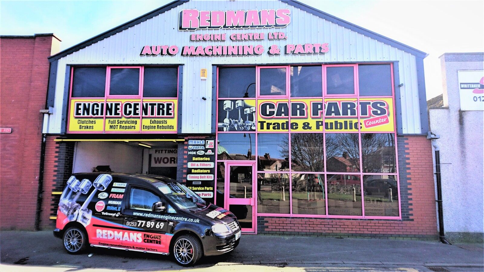 Redmans Engine Centre Ltd