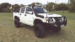 2010 Holden Colorado Ute 4x4 $19000 (ONO) Swanbourne Nedlands Area Preview