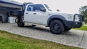 2007 Ford Ranger 4x4 Capalaba West Brisbane South East Preview