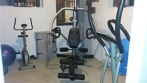 ensemble complet gym maison