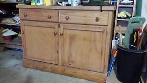 Pine Sideboard Cabinet Denistone Ryde Area Preview