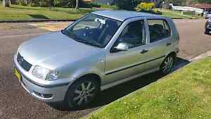 LOW KMS 2000 1.4 VW Polo 16v for sale! Cardiff Lake Macquarie Area Preview