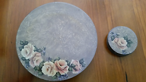 TWELVE PIECE VINTAGE  PLACEMATS/COASTERS Golden Grove Tea Tree Gully Area Preview