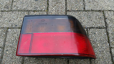 Saab 9000 rear light cluster right side complete Free P&P