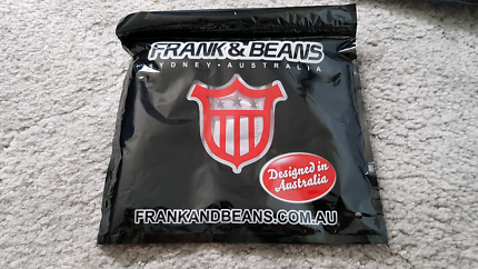 Frank & Beans satin boxer shorts
