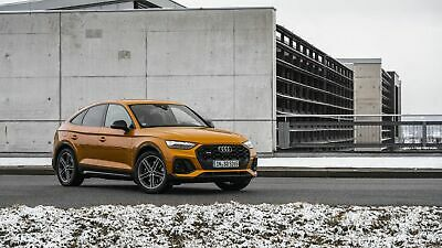 Audi SQ5 (2021) in Frontansicht