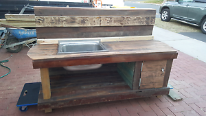 Custom mud kitchens and nature play equipment Middle Swan Swan Area Preview