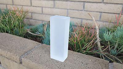 Custom Solid Acrylicplexiglass Jewelrynecklaceear Rings Rings Display Block