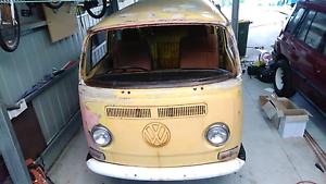 1972 classic Volkswagen kombi Para Vista Salisbury Area Preview