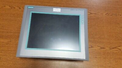 Siemens Mp377 12 Inch Touch Panel 6av6 644-0aa01-2ax0
