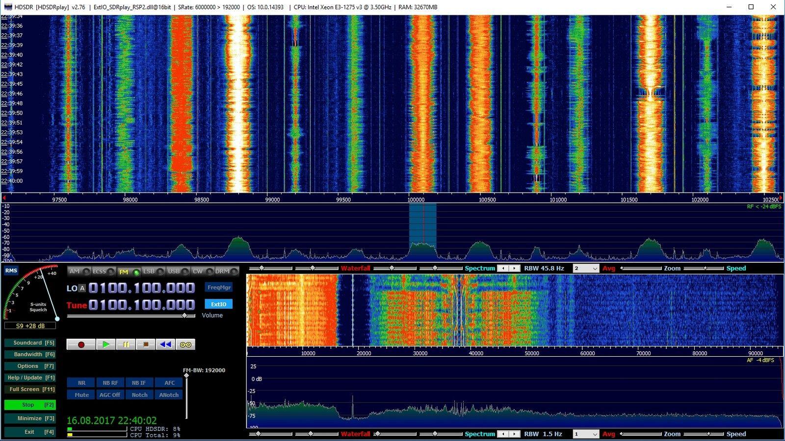 Reviews: Sdrplay Rsp2pro 1 kHz - 2ghz SDR Receiver Pro Model in
