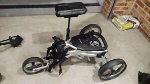 1 X Smoothy Golf Buggy & 1 X SLX Golf Buggy Wattle Grove Liverpool Area Preview