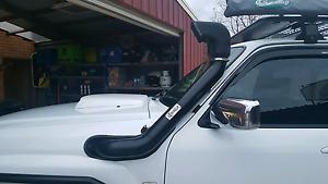 Nissan patrol gu series 4 snorkel 4 inch Westmeadows Hume Area Preview