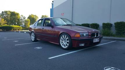 1992 BMW Other Sedan Morningside Brisbane South East Preview