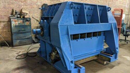 3255 Used Heavy Duty Ringmill