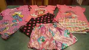 Girls Size 4 Summer Character Pj's- + Dorothy the Dinosaur Boxers Andrews Farm Playford Area Preview