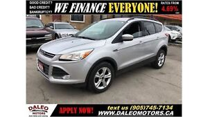 2014 Ford Escape SE| BACKUP CAM| HEATED SEATS| BLUETOOTH