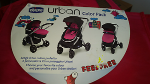 Chicco Urban COLOUR PACK ONLY!! Pram not included Werrington Penrith Area Preview
