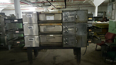 Pizza Oven Triple Pizza Pride Conveyor Oven