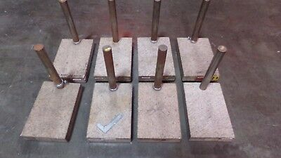 Starrett Granite Surface Plate With 11 38 Column