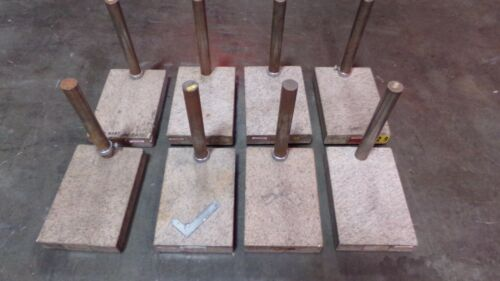 "Starrett Granite Surface Plate with 11 3/8"" Column"