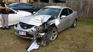Damaged  honda integra dc5 Bonnyrigg Fairfield Area Preview
