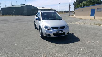 Suzuki SX4 4x4  Adelaide CBD Adelaide City Preview