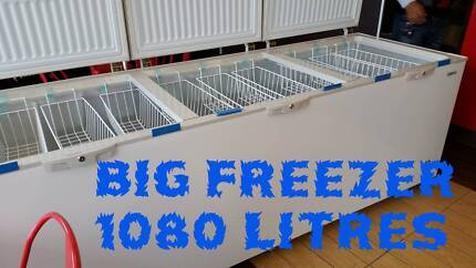 CHEST FREEZER 1080 Litre BRAND NEW WITH 12 MONTH WARRANTY WE OPEN