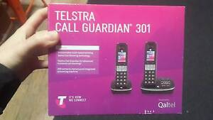 ALMOST BRAND NEW TWO SET HOME PHONE TELSTRA Port Wakefield Wakefield Area Preview