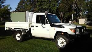 2011 Toyota LandCruiser Ute Upper Caboolture Caboolture Area Preview