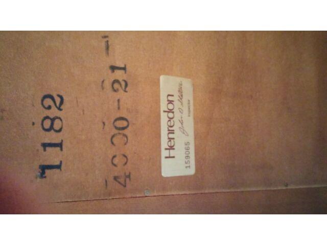 Henredon Buffet Folio 16 Asian Style