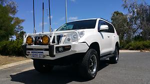 Toyota prado altitude Carramar Wanneroo Area Preview