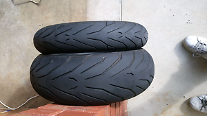 Parreli Angel Gt tyres motorcycle Tyres Lalor Whittlesea Area Preview
