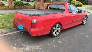 2002 VU HOLDEN UTE V6 no rwc/reg auto cash only Epping Whittlesea Area Preview