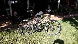 Motorised bike 75 cc 2 stroke Hebersham Blacktown Area Preview