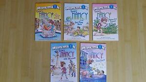 Fancy Nancy Level 1 Readers East Victoria Park Victoria Park Area Preview