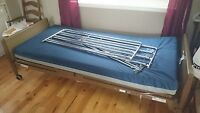 Invacare Solace hospital bed