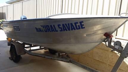 Savage Kestrel Dinghy 4.2m