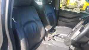 D40 NAVARA LEATHER INTERIOR..NISSAN...RARE!! Wingfield Port Adelaide Area Preview