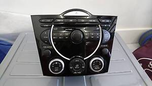 Mazda RX-8 Bose Headunit Mont Albert North Whitehorse Area Preview