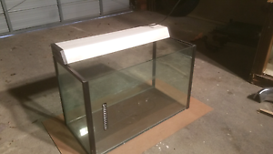 2ft fish tank with working light Lugarno Hurstville Area Preview