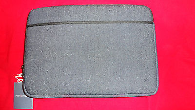14″ Laptop Tablet Blue Jean Neoprene Sleeve Case Cover – Port Authority BG652M Computers/Tablets & Networking