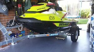 2015 Seadoo GTI SE! Only has 11 hours Redhead Lake Macquarie Area Preview