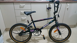 """20""""BMX 1980'S HOTFOOT Airds Campbelltown Area Preview"""