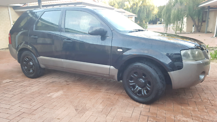 CHEAP FORD TERRITORY 7 SEATER