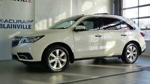 Acura MDX ÉLITE ** SH-AWD ** ACHAT 72 MOIS 3.9 % **