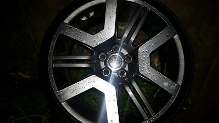 20' HSV E3 GTS WHEELS