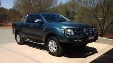2013 Ford Ranger Ute Alice Springs Alice Springs Area Preview