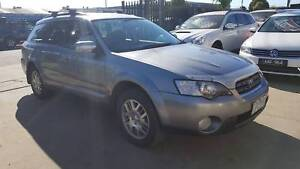 2005 Subaru Outback Touring Wagon Williamstown North Hobsons Bay Area Preview