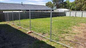 ANAJAK temporary fencing Hire - Temp fence hire business Melbourne CBD Melbourne City Preview